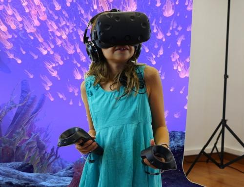 Realidad Virtual y zoeacampus